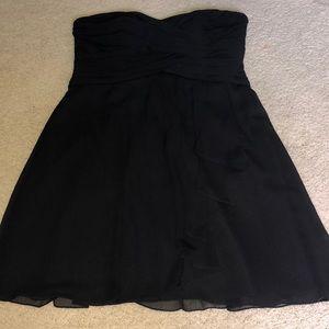 Black Sweetheart Neckline Formal Dress